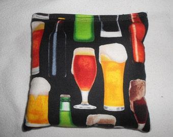 Beer  Corn hole Bags