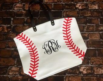 Baseball Bag, Baseball Tote, Baseball Mom, Baseball Mom Gift, Baseball Mom Tote, Baseball Mom Bag, Baseball Mom Purse, Mother's Day Gift