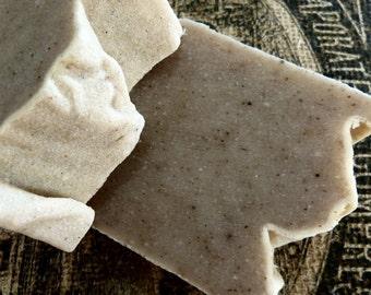 Lavender, Homemade Soap, Natural Soap, Vegan Soap, Lavender Bud, 4.5-5 oz.