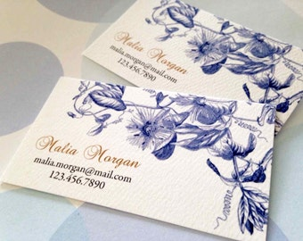 Business Card, Calling Card - Set of 50