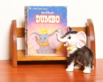 "Vintage Little Golden Book 1988 Walt Disney's "" Dumbo""  No 104 67"