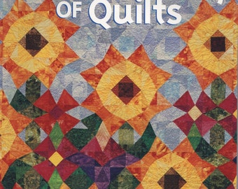 A Garden Party of Quilts by Joen Wolfrom TIB12261