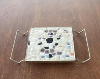 Mid Century Mosaic Trivet