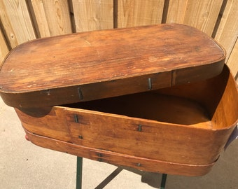 Antique Shaker Pantry Box