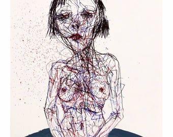 100218 (untitled), original artwork