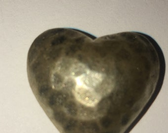 Thai silver heart