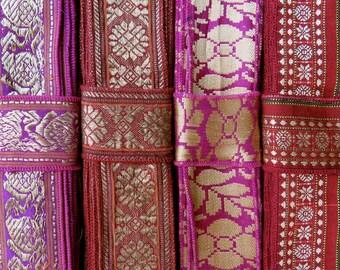 Gold Sari borders, Sari Trim SR318