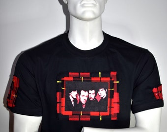 Stranglers T-shirt-Custom Musik T-shirts, alternative Kleidung