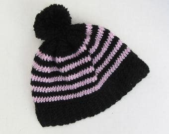 """18"""" Doll Pom Pom Toque - 18 Inch Doll Clothes - Fits Like American Girl ® Doll Clothes"""