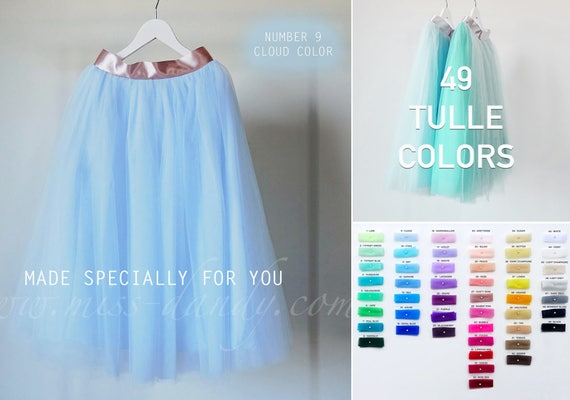 Tulle Skirt, Flower Girl Tulle Skirt Tutu, Tulle Skirt Bridal,Princess Girl Women Tulle Skirt,Wedding Tulle Skirt,Bridesmaid Tutu,Adult Tutu