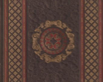 vintage book box cover