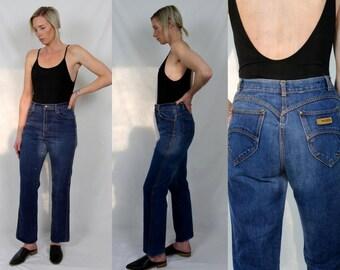 Vintage High Waisted Gitano Jeans