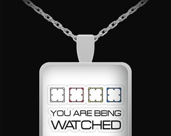Person of Interest Necklace