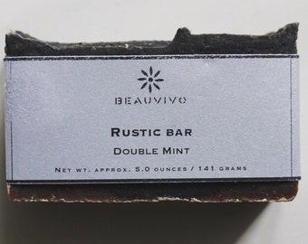 Double Mint Natural Soap