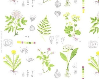 10% OFF - Amethyst Garden - IKEA Dorthy Cotton Fabric