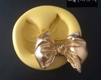 Puffy Bow Silicone Mold