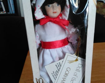 Gorham Doll of the Month June 1983