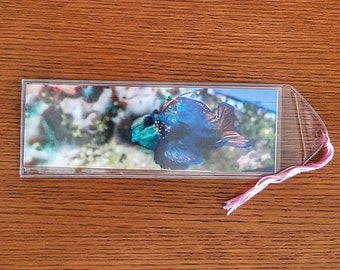 Tropical Paradise Bookmarker