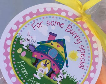 Easter, Some Bunny, Easter Bunny, Easter for Kids, Easter Tag, Easter Gift Tag, Bunny, Easter Favor Tag, Kids Easter, Easter Basket Tag