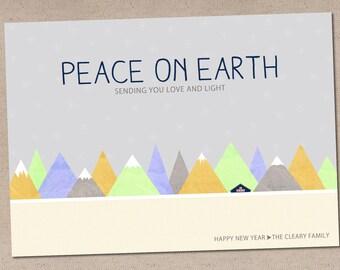 Peace on Earth: Holiday Card