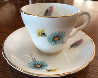 Vintage STANLEY teacup and saucer