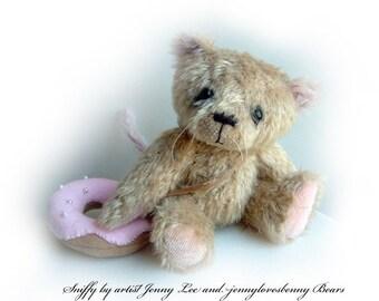 A Mouse pattern by bear artist Jenny Lee of jennylovesbenny boutique bears PDF