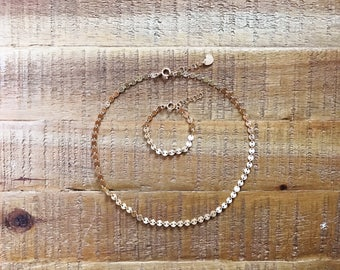 H I S A K O • mom bracelet