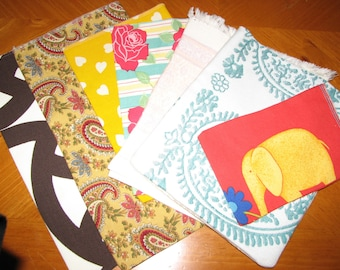 Fabric gift bags - made to order
