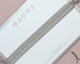 Gemstone Note-cards and Envelopes