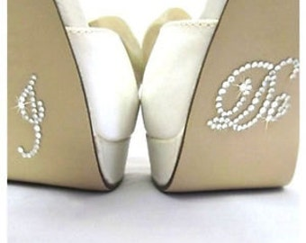 Add 'I Do' to the sole of any shoe (not available for flat shoes).