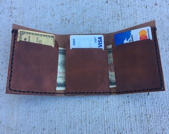 Fundamental Tri-Fold Wallet