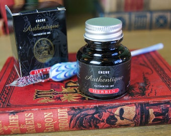 Calligraphy Ink - J. Herbin Authentic Ink Black