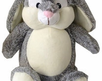 "Cubbies ""Munchkin Pie"" Bunny, personlized stuffed bunny, easter bunny"