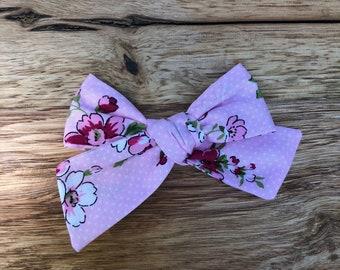 Cherry blossom bow