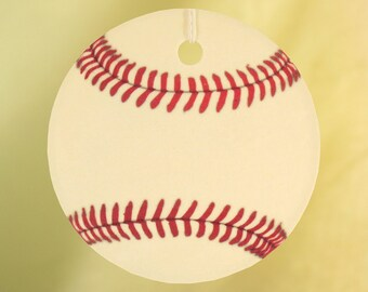 Baseball Car Air Freshener