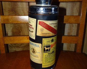 Vintage Musical Liquor Decanter