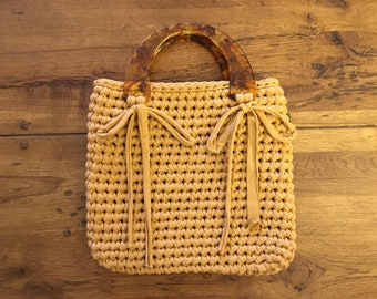 Bag with handles