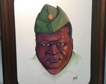 Questionable World Leaders: Idi Amin