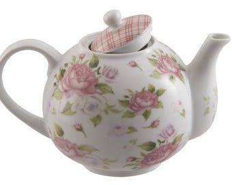 Victorian rose teapot for tea parties!