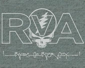 Ramble On RVA Women's Tank Top