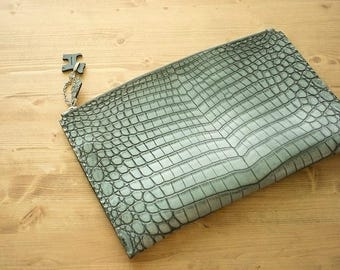 Handmade Luxury Big Pouch