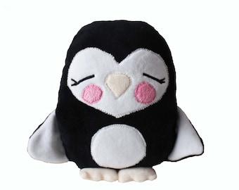 Stuffed Animal, Cuddly Toy, Baby, Penguin Sweeti