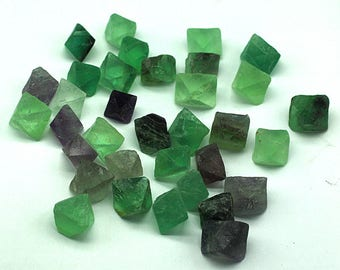 ONE Fluorite Octahedron from China, Mineral Specimen for Sale