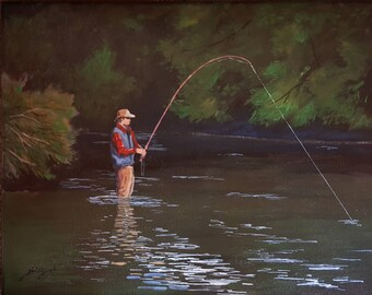 The Fly Fisherman #2