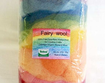 Fairy Wool in 12 Colors
