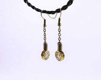 Earrings chain 9mm casings