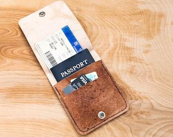 No.# 4 Passport Wallet