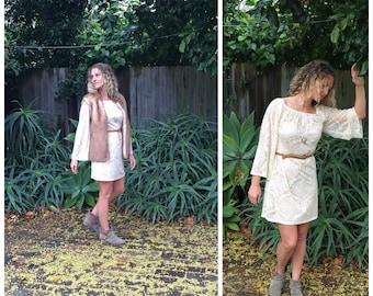 Angel Gypsy Bell Sleeve Lace dress