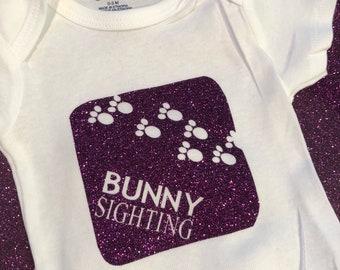 """Onsie """"Bunny Sighting"""""""