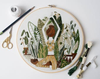 Yogi + Plants
